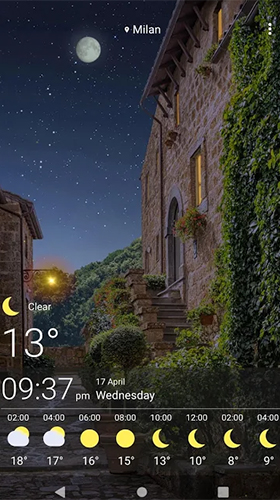 Download Weather by SkySky - livewallpaper for Android. Weather by SkySky apk - free download.