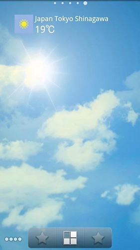 Weather Sky Live Wallpaper For Android. Weather Sky Free