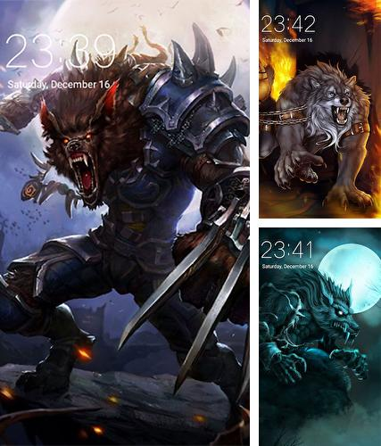 Download live wallpaper Werewolf for Android. Get full version of Android apk livewallpaper Werewolf for tablet and phone.