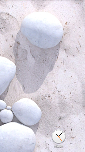 Download White pebble - livewallpaper for Android. White pebble apk - free download.
