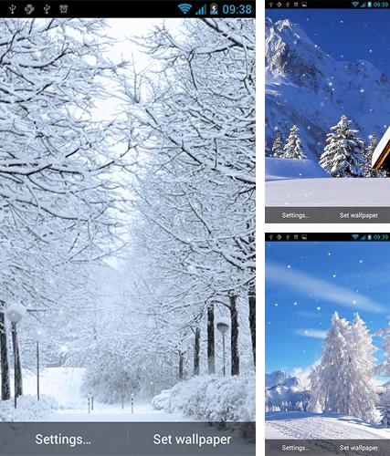 Winter by Best Live Wallpapers Free