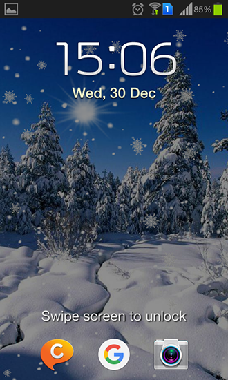 Screenshots of the Winter: Cold sun for Android tablet, phone.
