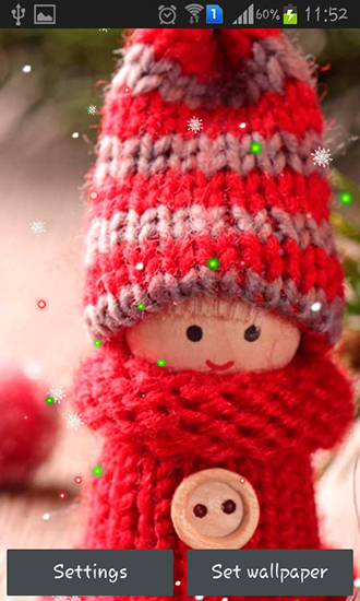 Download livewallpaper Winter: Dolls for Android. Get full version of Android apk livewallpaper Winter: Dolls for tablet and phone.