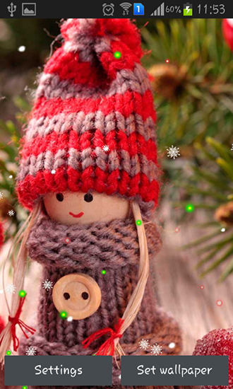 Download Winter: Dolls - livewallpaper for Android. Winter: Dolls apk - free download.
