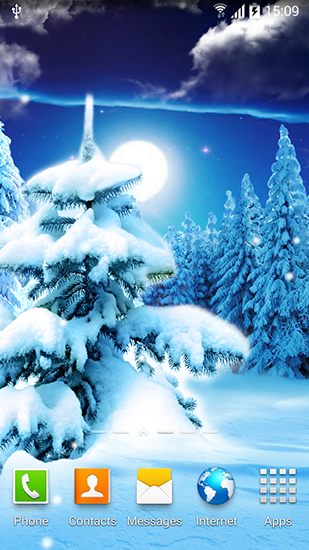 Download livewallpaper Winter forest 2015 for Android. Get full version of Android apk livewallpaper Winter forest 2015 for tablet and phone.