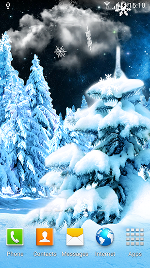 Download Winter forest 2015 - livewallpaper for Android. Winter forest 2015 apk - free download.