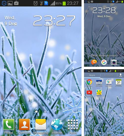 In addition to Winter grass live wallpapers for Android, you can download other free Android live wallpapers for Samsung Galaxy On5 Pro.