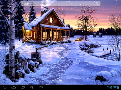 winter holiday f r android kostenlos herunterladen live wallpaper winterurlaub f r android. Black Bedroom Furniture Sets. Home Design Ideas