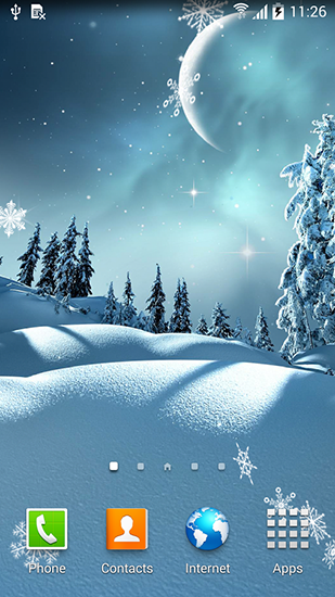 Download livewallpaper Winter night by Blackbird wallpapers for Android. Get full version of Android apk livewallpaper Winter night by Blackbird wallpapers for tablet and phone.