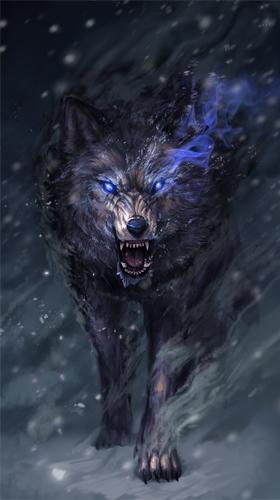 Wolf Spirit Fur Android Kostenlos Herunterladen Live