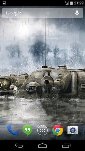 World of tanks für Android spielen. Live Wallpaper Welt der Panzer kostenloser Download.
