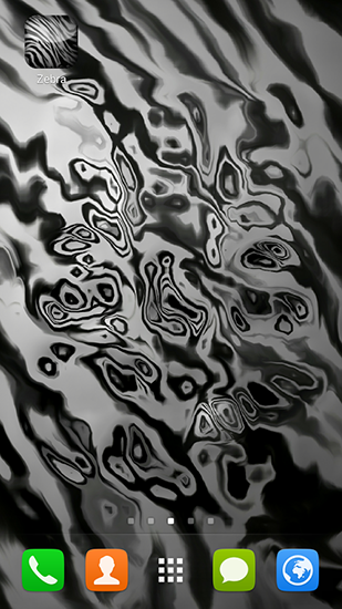 Screenshots of the Zebra by Wallpaper art for Android tablet, phone.