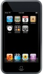 Apple iPod touch 1G 携帯電話