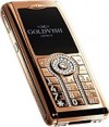 GoldVish Beyond Dreams Pink Gold Mobiltelefon