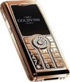 GoldVish Mayesty Pink Gold Mobiltelefon