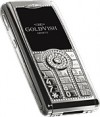 GoldVish Mayesty White Gold Mobiltelefon