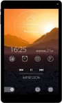 Impression ImPAD M701 mobile phone