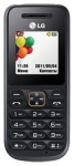 LG A100 mobile phone