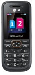 LG A190 mobile phone