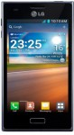 LG Optimus L5 mobile phone