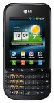 LG Optimus Pro mobile phone
