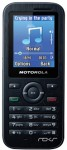 Motorola WX390 mobile phone