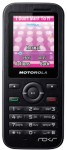 Motorola WX395 mobile phone