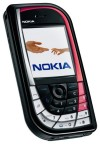 Nokia 7610 mobile phone