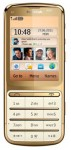 Nokia C3-01 Gold Edition mobile phone