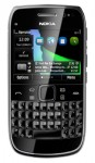 Nokia E6 (E6-00) mobile phone