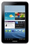 Samsung Galaxy Tab 2 mobile phone