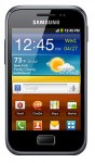 Samsung Galaxy Ace Plus Mobiltelefon