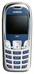 Siemens A62 mobile phone