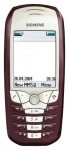Siemens CXV70 mobile phone