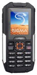 Sigma mobile X-treme IT68 Mobiltelefon