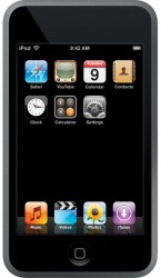 Галерея Apple iPod touch 1G