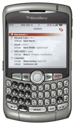 Галерея BlackBerry Curve 8320