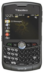 Галерея BlackBerry Curve 8330