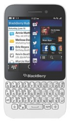Галерея BlackBerry Q5
