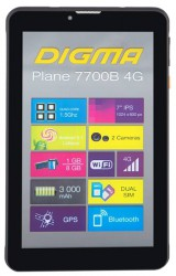 Digma Plane 7700B themes - free download