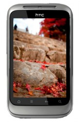 Download free images and screensavers for HTC Wildfire S.