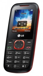 LG A120 themes - free download