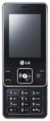 Download free images and screensavers for LG KC550.