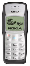 Download free images and screensavers for Nokia 1100.