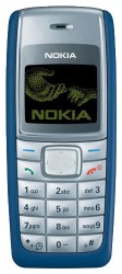Download free images and screensavers for Nokia 1110i.