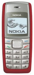 Download free images and screensavers for Nokia 1112.