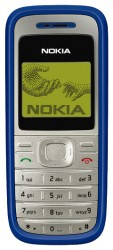Download free images and screensavers for Nokia 1200.