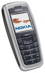 Download free images and screensavers for Nokia 2600.