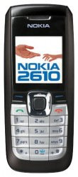 Nokia 2610 themes - free download