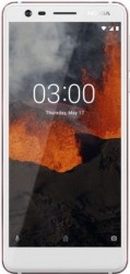 Download free images and screensavers for Nokia 3.1.